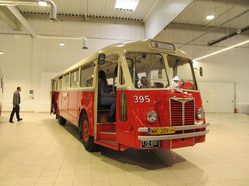 Chausson AH 48, #395, KMKM Warszawa