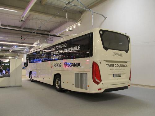 Scania Interlink HD CNG