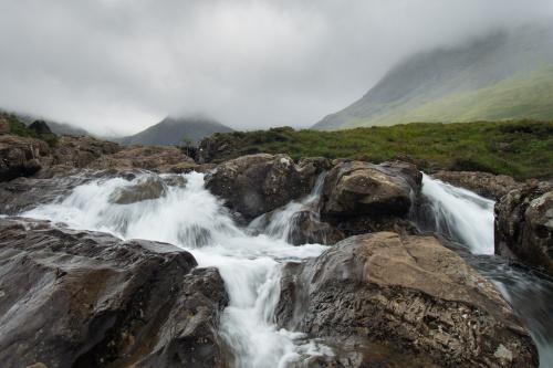 Rzeka Allt Coir a' Tairneilear