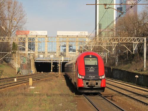 PESA ELF 27WE-003, SKM Warszawa