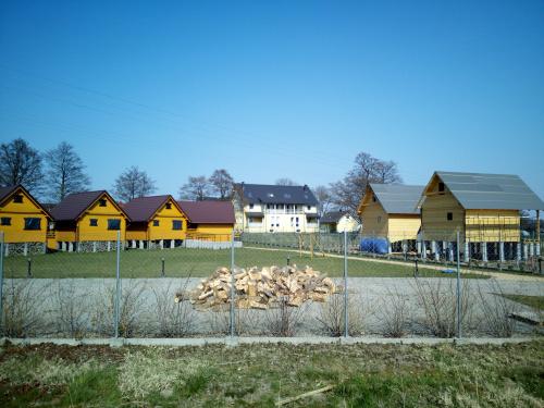Domy na palach przydadzą się tutaj nie tylko do składowania drewna.