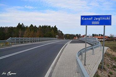 Jeglin - most na kanale Jeglińskim