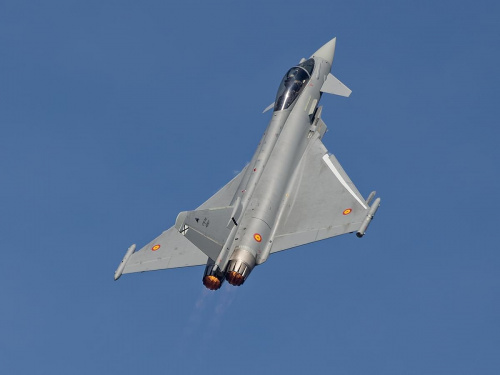 Eurofighter EF-2000 Typhoon S, Spain - Air Force