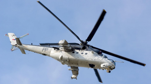 Mil Mi-35M Hind, Czech Republic - Air Force