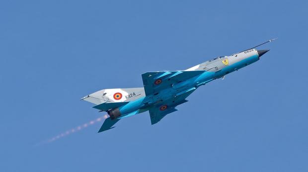 Mikoyan Gurevich MiG-21Lancer C, Romania - Air Force