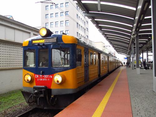 EN71-001, Przewozy Regionalne