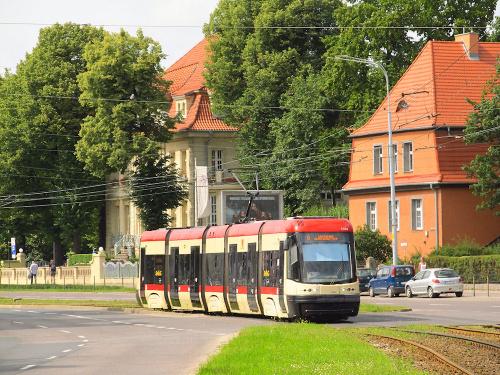 Pesa 120NaG, #1034, GAiT Gdańsk