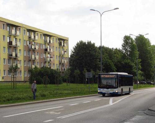 MAN NL283 Lion`s City, #2058, PKM Gdynia