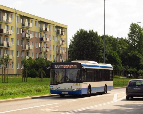 SU12 III, #5083, PKA Gdynia