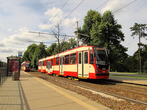 Duewag N8C-NF, #1176, GAiT Gdańsk