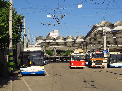 Solaris Trollino 12M, #3086, PKT Gdynia