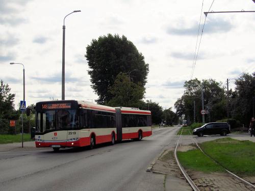 SU18III, #2519, GAiT Gdańsk