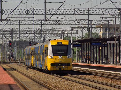 Newag SA138-003, Przewozy Regionalne