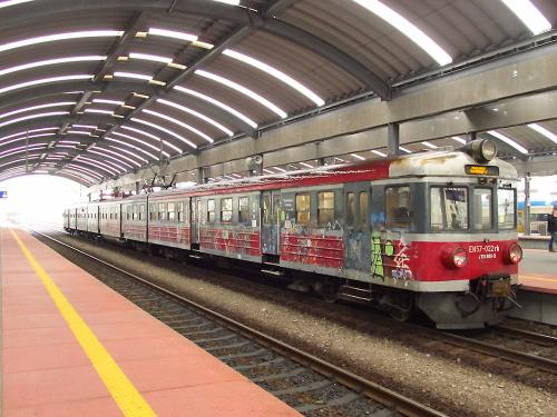 EN57-022, Przewozy Regionalne
