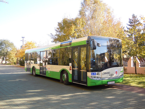 SU12 III, #46, KM Łomianki
