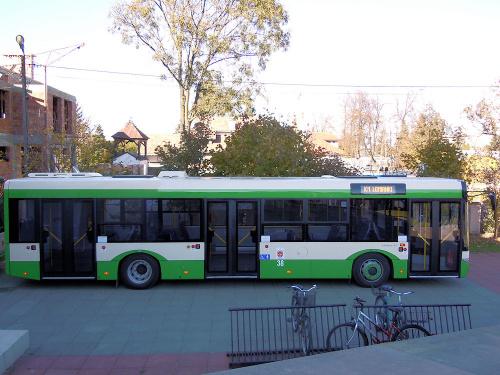 SU12 III, #38, KM Łomianki