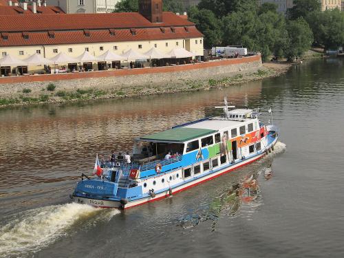 """""""Odra"""", Praha"""