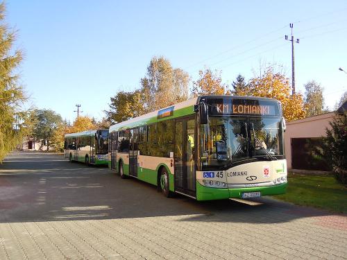 SU12 III, #45, KM Łomianki