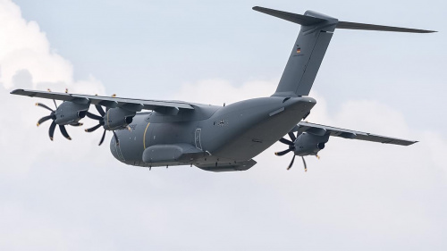 Airbus A400M, Germany - Air Force
