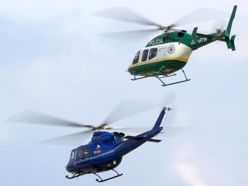 Bell 429, Slovakia - Police