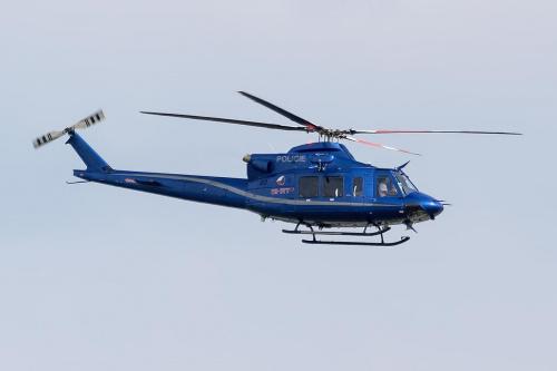 Bell 412EPI, Czech Republic - Police