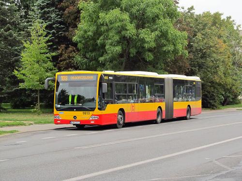 """Mercedes Conecto LF G, #9813, """"Mobilis"""" Group"""