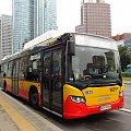 """Scania Citywide LF CNG, #9691, """"Michalczewski"""" sp. o.o / Oddz. Warszawa"""