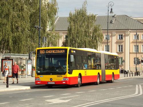 """Mercedes Conecto LF G, #9804, """"Mobilis"""" Group"""