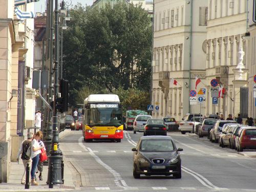 """Scania Citywide LF CNG, #9674, """"Michalczewski"""" sp. o.o / Oddz. Warszawa"""