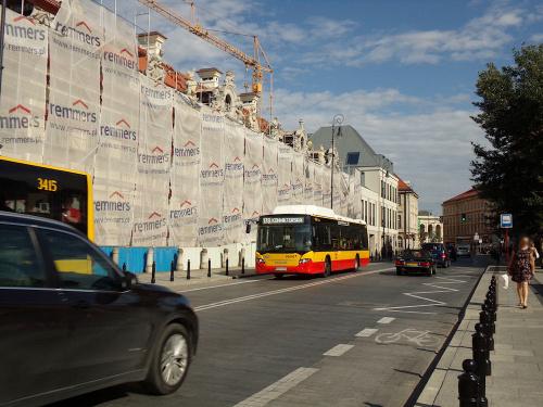"""Scania Citywide LF CNG, #9694, """"Michalczewski"""" sp. o.o / Oddz. Warszawa"""
