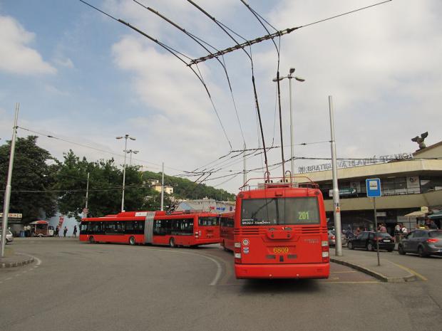 Škoda 31Tr SOR, #6809, DP Bratislava
