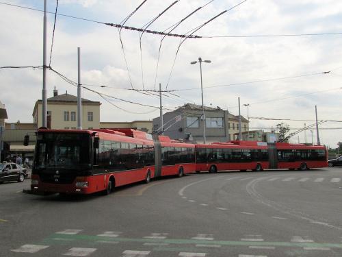 Škoda 31Tr SOR, #6810, DP Bratislava