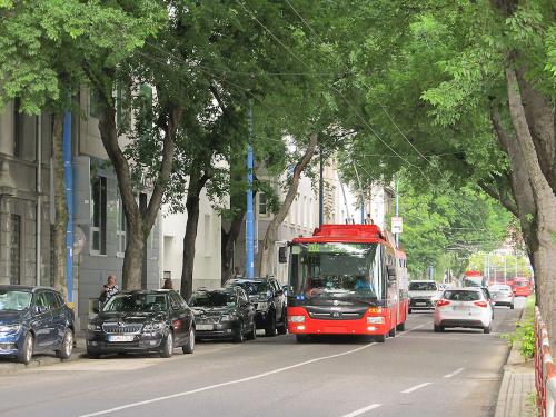 Škoda 31Tr SOR, #6836, DP Bratislava