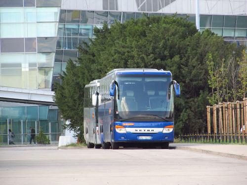 "Setra S417 GT-HD, ""Żak Tourist"" Augustów"