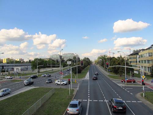 Warszawa-Ochota, ul. Żwirki i Wigury