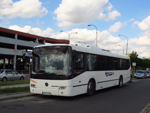 "Mercedes-Benz O345Ü, ""MiM-Trans"" Nowa Bukówka"