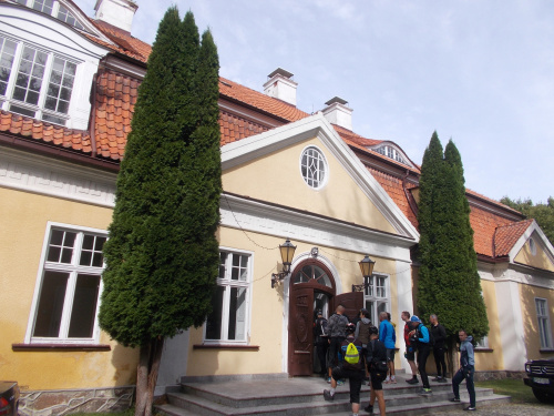 Pałac (dwór) w Powodowie