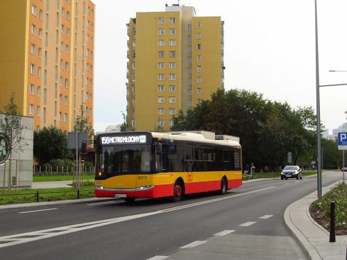 SU12III, #9311, PKS Grodzisk Mazowiecki