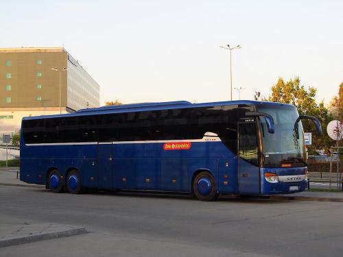 Setra S417 GT-HD, Żak Tourist Augustów