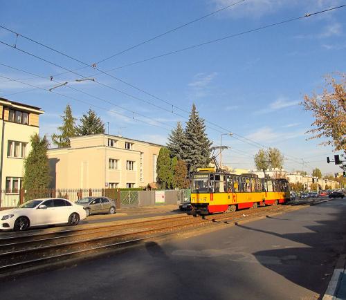 Konstal 105N2k, #2038, Tramwaje Warszawskie
