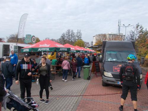 Festiwal food-tracków jak na zamówienie :-))