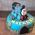 Lokomotywa Tomas #lokomotywa #tort #tomas #torty #tort #tort #lokomotywa #torty #okolicznościowe #pociągi #bajka o #pociągach