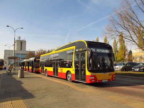 "MAN NL253 Lion`s City Hybrid, #9515, ""Mobilis"" Group"