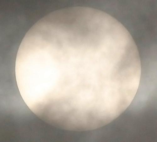 Przejście Mercurego przed tarczą Słońca