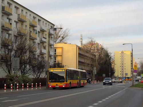 "MB Conecto LF G Euro 6, #9845, ""Mobilis"" Group Odd. Warszawa"