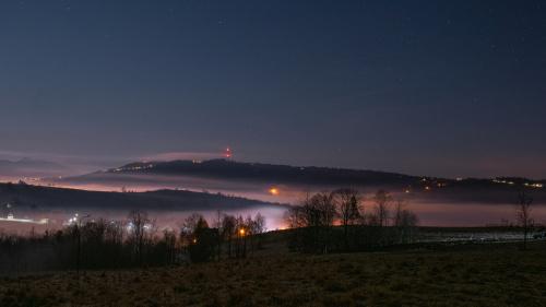 Nocne mgły pod Gubałówką 2