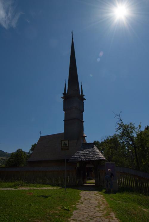 Kościół w Surdesti