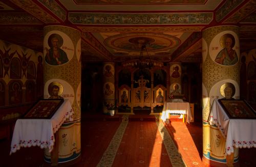 Kompleks klasztorny w Barsanie
