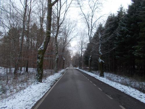 Zima drogowców nie zaskoczyła ;-)