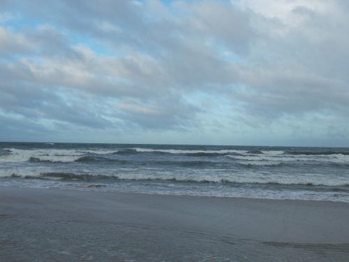 Sztutowo - 7 w skali Beauforta wygląda tak. 12 jeszcze nie widziałem na żywo ...